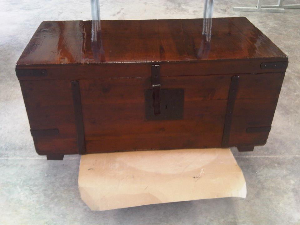 Restauración de muebles. Galvañ Lacados