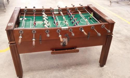Lacados barnizados restauracion futbolin