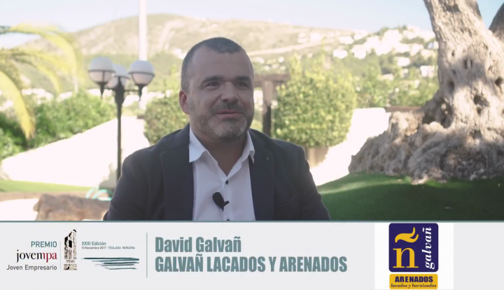 Entrevista Jovempa a David Galvañ Rico