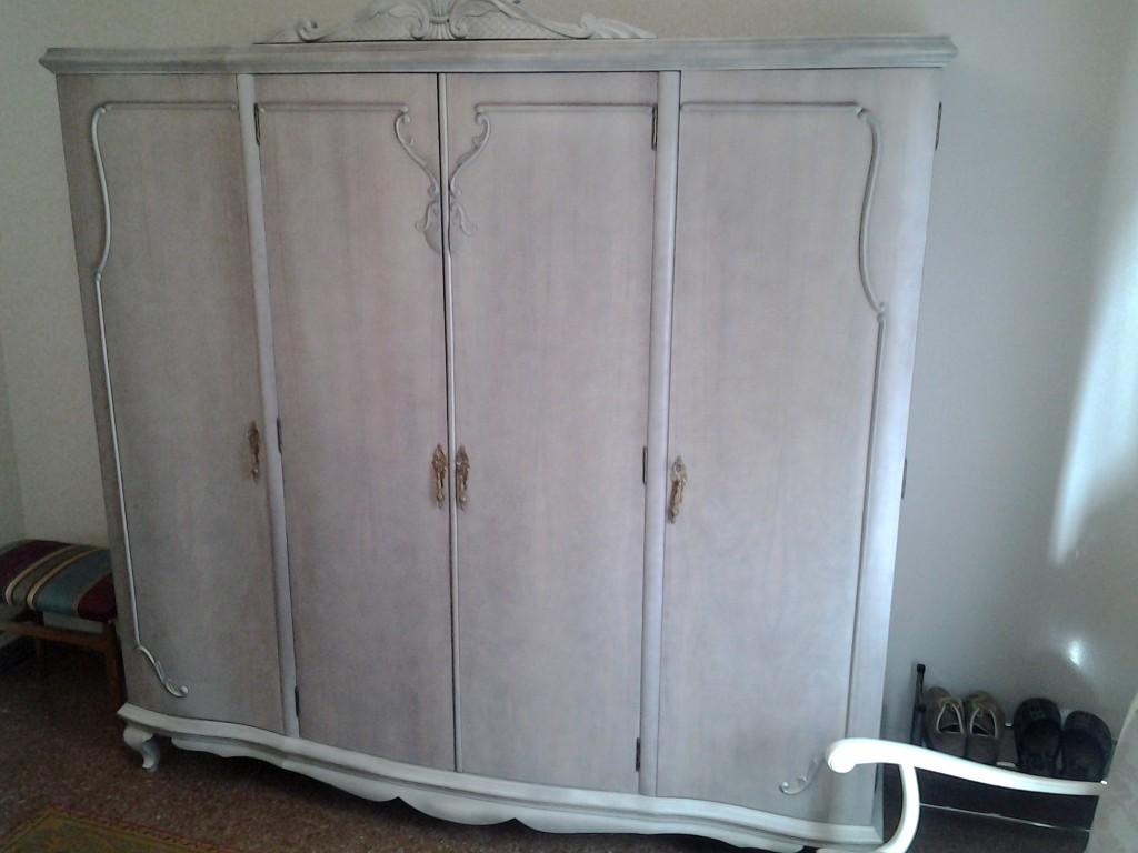 Restauraci n de muebles vintage en alicante galva for Muebles anticrisis el castor alicante