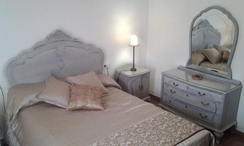 Restauración de muebles vintage de una habitación