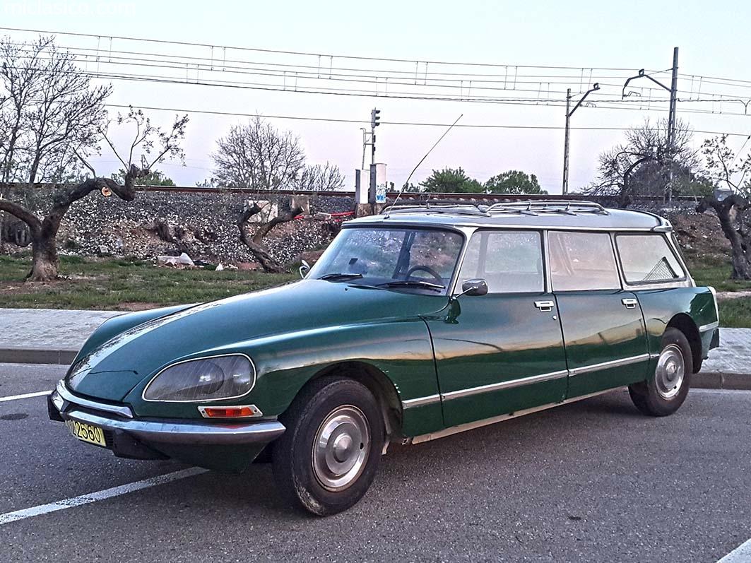 Citroen DS Tiburón autos clásicos
