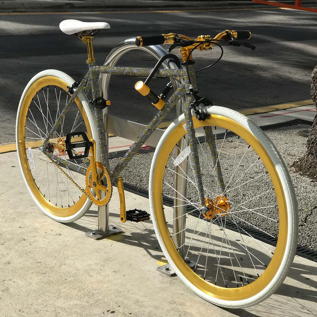 Ideas para tunear la bici. Galvañ Lacados e Hidroimpresión