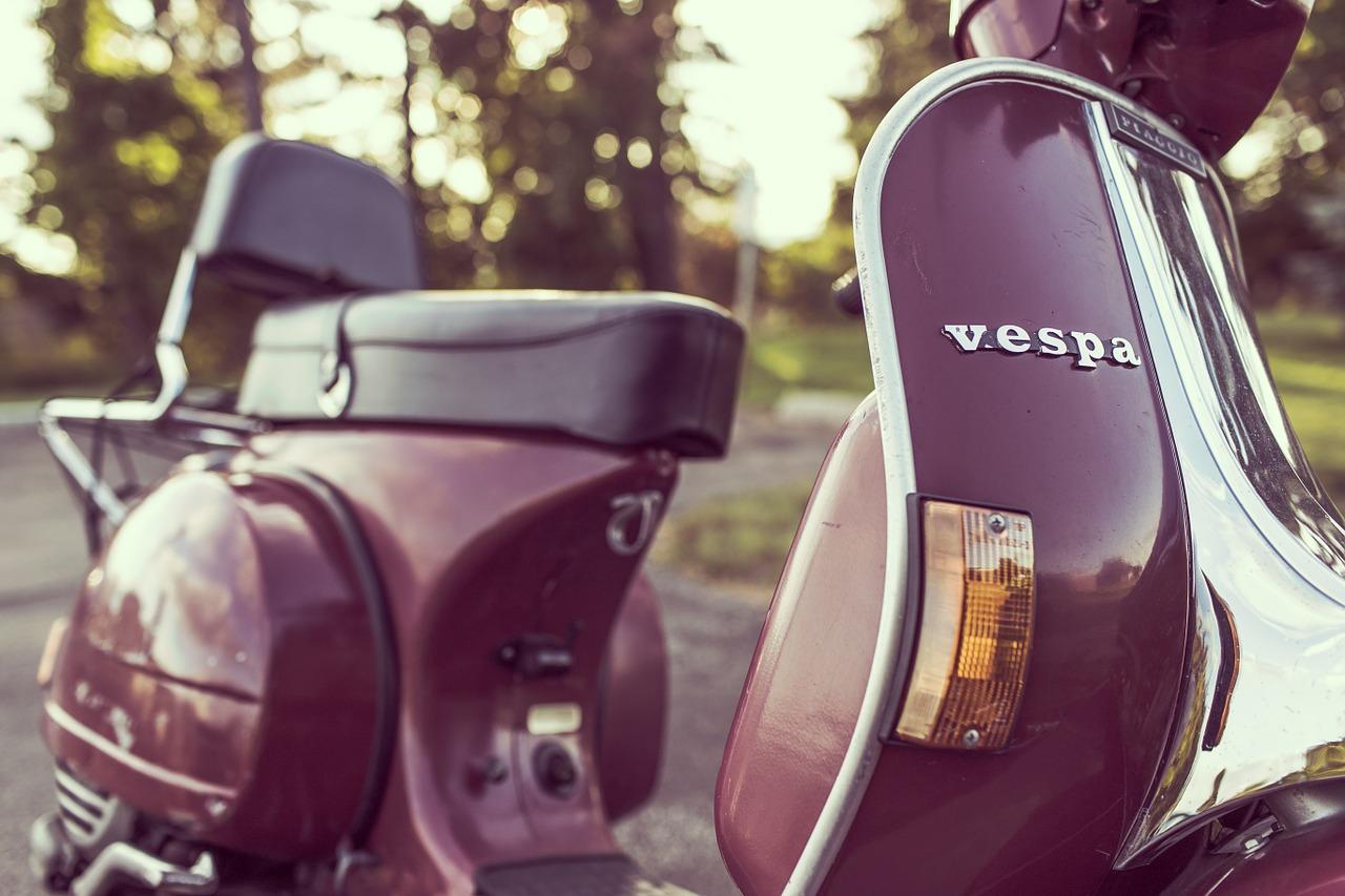 Top 5 mejores motos de la historia Vespa Piaggio