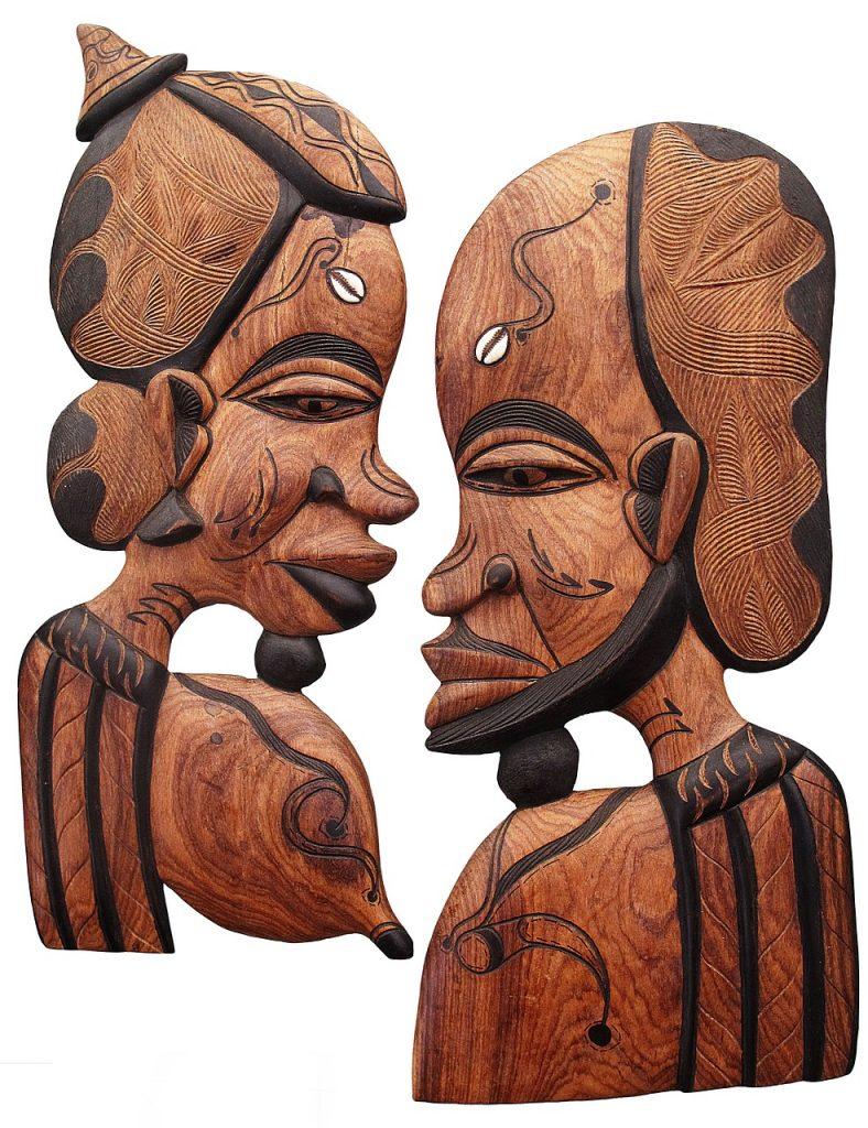 La decoración africana es tendencia