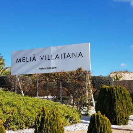 Hotel Melia Villaitana de Benidorm