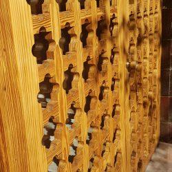 10 barnizado madera de porteria