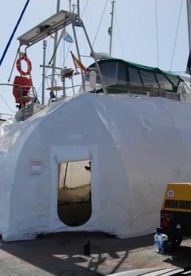 Arenado de barcos Galvañ Lacados