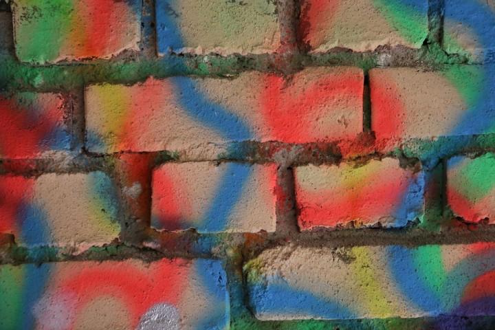 limpieza de graffitis con arenado