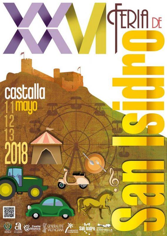 Feria de San Isidro de Castalla 2018