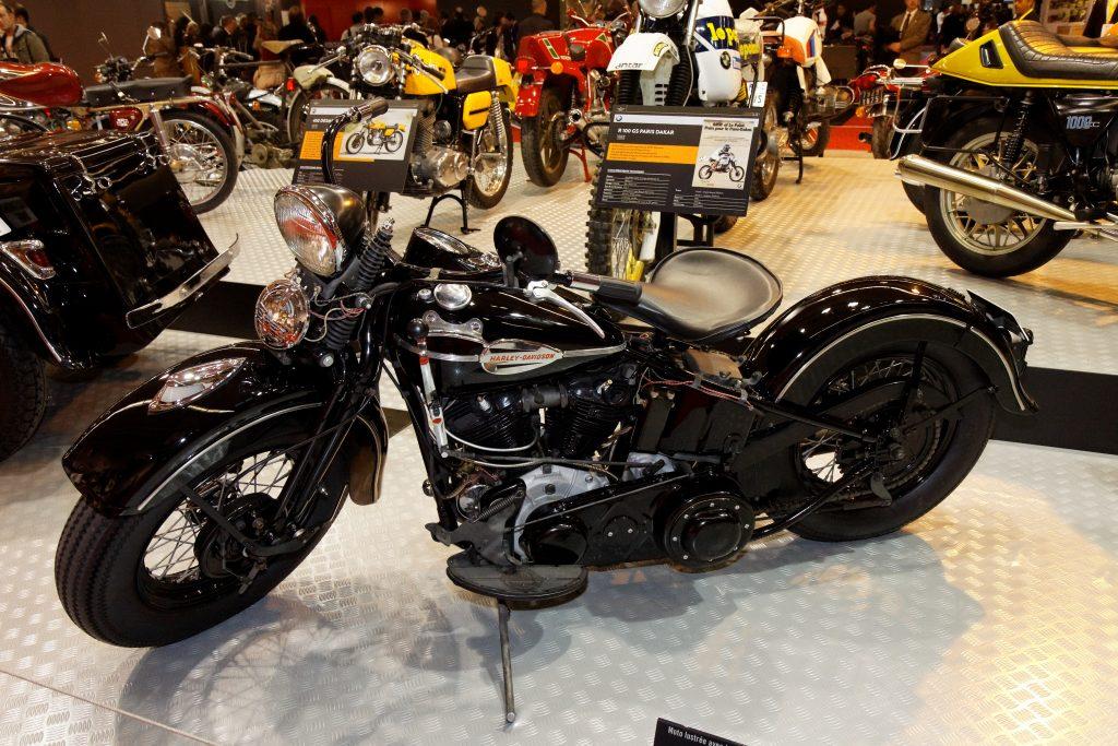 Harley Davidson mejores motos de la historia