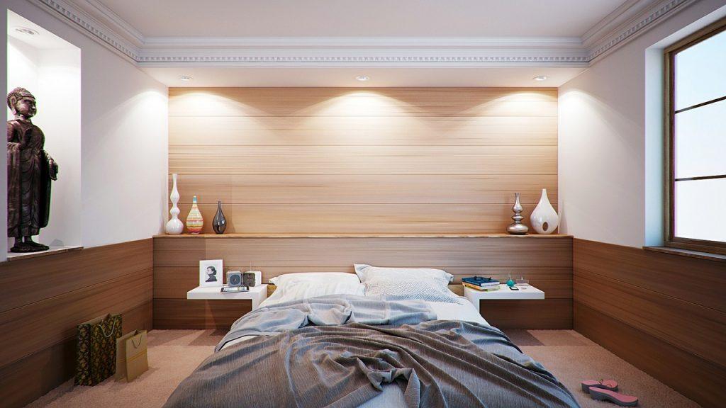 La madera es una de las tendencias en la decoración del hogar
