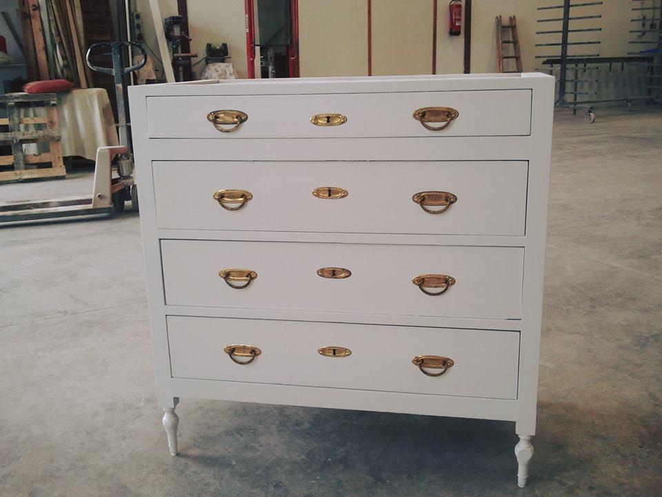 La restauración de muebles es tendencia en la decoración del hogar