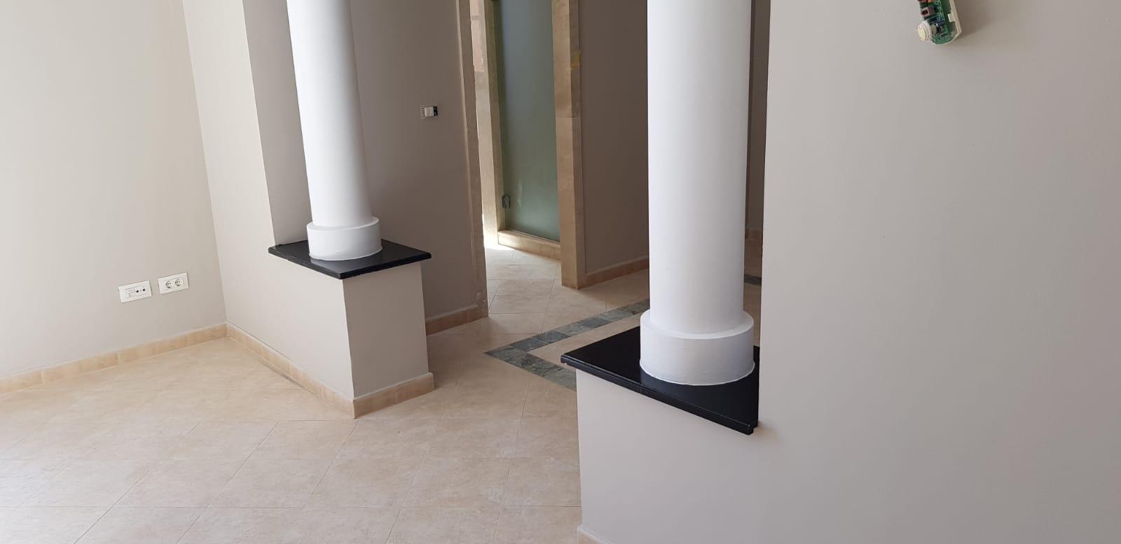 Detalle de una de las habitaciones del Hotel Melia Villaitana