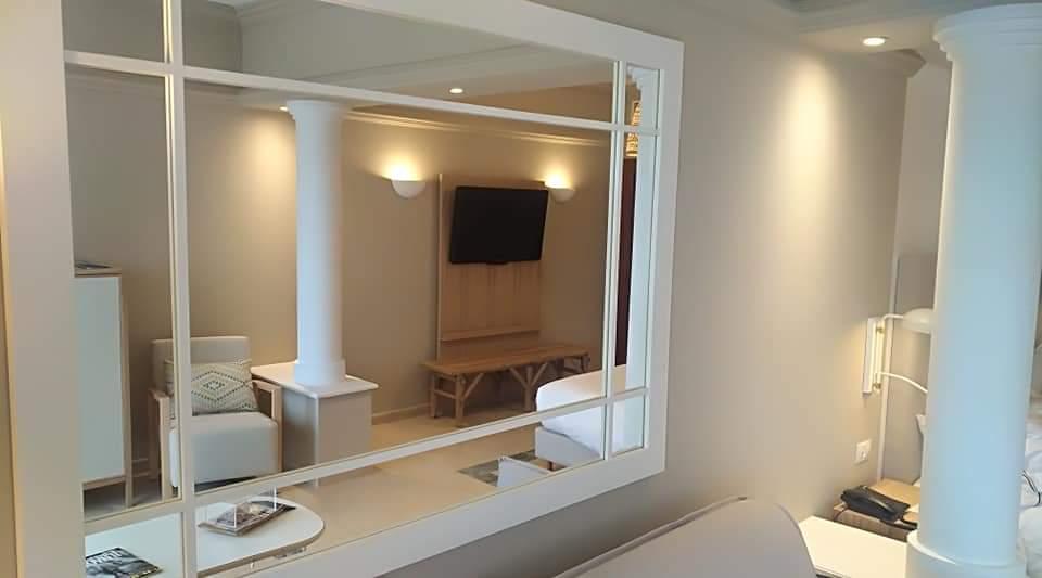 Habitación restaurada del Hotel Melia Villaitana