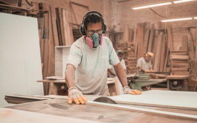 Servicios profesionales para carpinterías